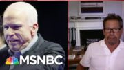 Mark Salter Says 'Even The Memory Of John Pushes All The Insecurity Buttons That Trump Has' | MSNBC 3