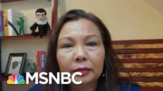 Trump 'Doesn't Deserve To Be Commander-In-Chief' Says Sen. Tammy Duckworth | Deadline | MSNBC 4