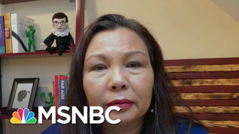 Trump 'Doesn't Deserve To Be Commander-In-Chief' Says Sen. Tammy Duckworth | Deadline | MSNBC 1