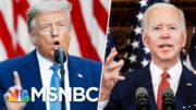Trump Fails To Pin Biden With Effective Nickname As He Trails In New 2020 Polls | MSNBC 4