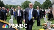 Multiple News Outlets Mirror Report Of Trump Denigrating Veterans, Military Service | MSNBC 3