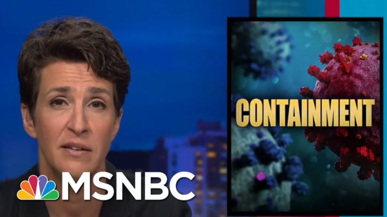 Different COVID Landscape Increases Risk Of Post-Labor Day Weekend Spike   Rachel Maddow   MSNBC 1