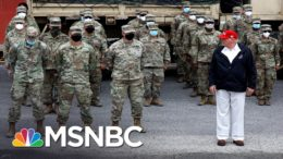 Velshi: Trump Has A History Of Disrespecting The Military | MSNBC 4