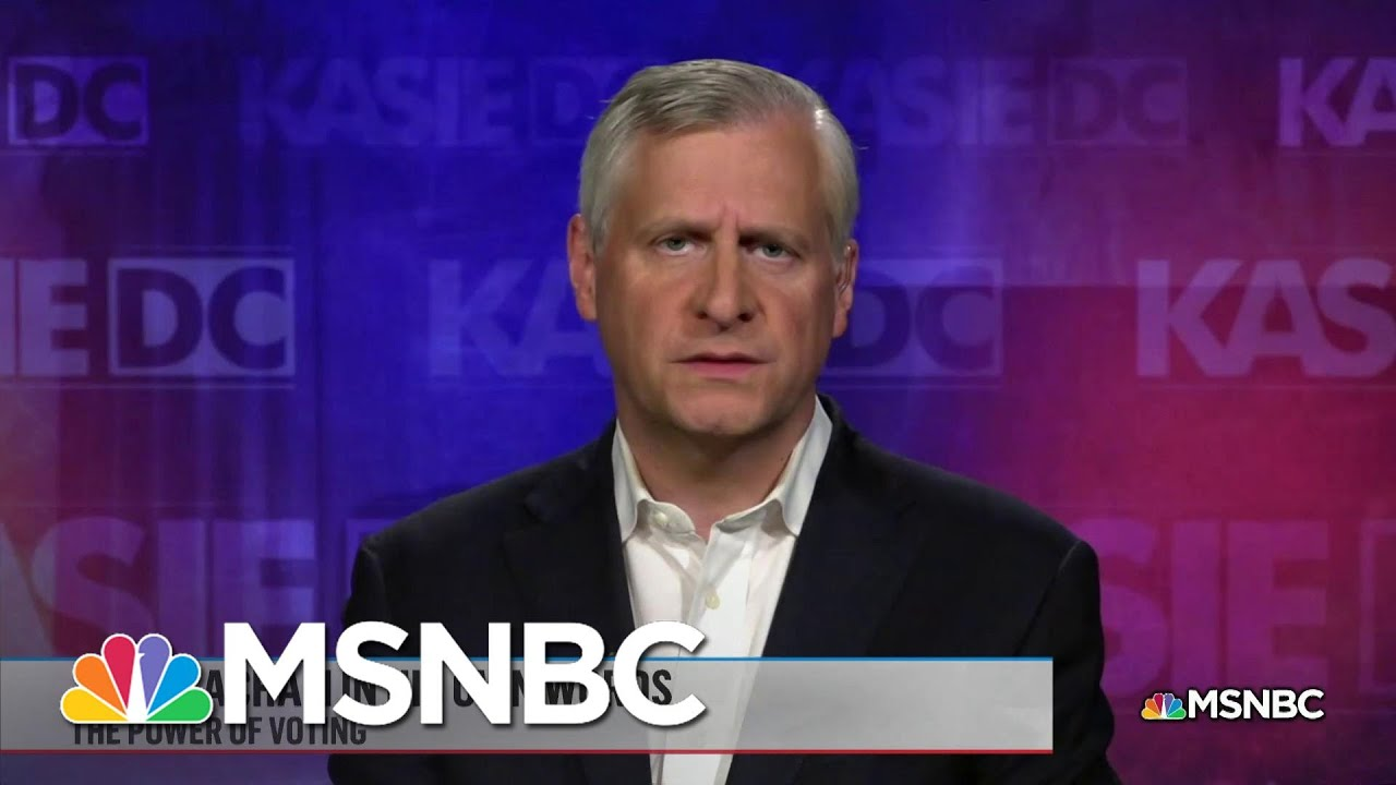 Jon Meacham In His Own Words About The Importance Of Voting   MSNBC 4
