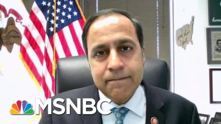 Rep. Raja: DeJoy Reimbursing Workers For Political Contributions Is 'Deeply Concerning' | MSNBC 1