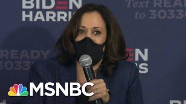 Kamala Harris Speaks To Black Business Owners In Wisconsin | MSNBC 6