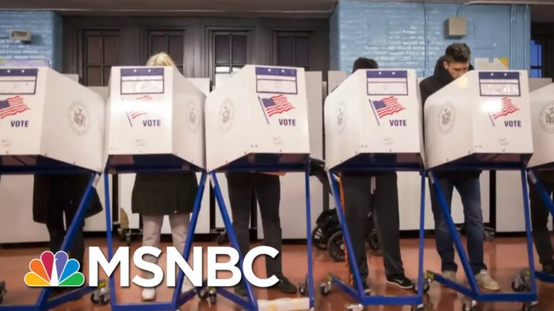 FEC Commissioner Shares Best Advice For How To Make Your Vote Count: Vote Early | All In | MSNBC 1