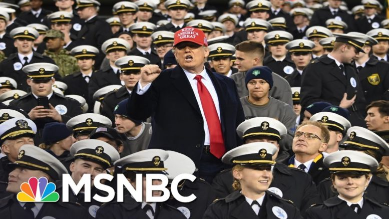 'The Military Is Not Stupid': Wilkerson On Trump Claim That He Brought Troops Home | All In | MSNBC 1