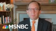 Rattner: Recovery Not 'V-Shaped,' Major Job Loss Disparities | Morning Joe | MSNBC 5