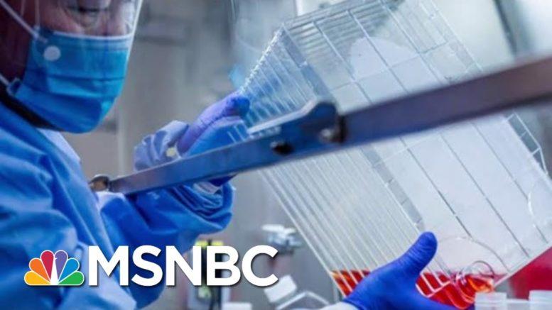Drug Company CEOs Issue Vaccine Safety Pledge   Morning Joe   MSNBC 1