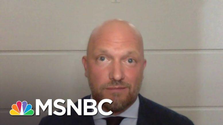 Veterans Advocate Rieckhoff: Trump Has 'Hit Every Guardrail In Our Democracy' | Deadline | MSNBC 1