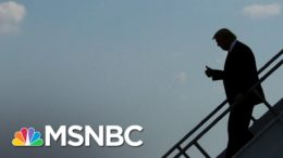 How Did Trump's Campaign Already Blow Through $800,000,000?   The 11th Hour   MSNBC 1