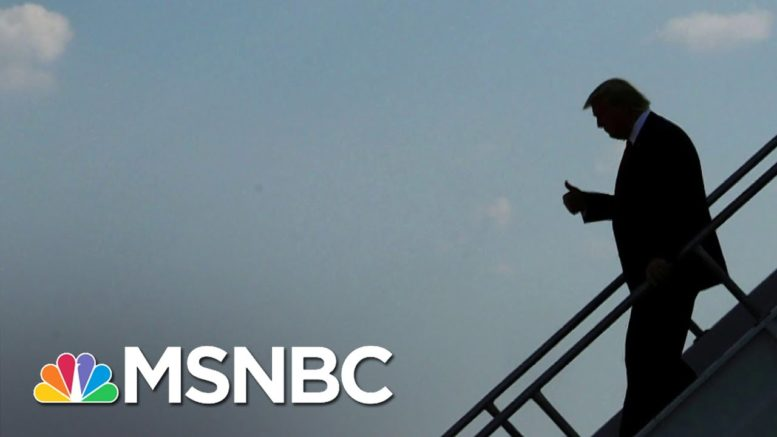How Did Trump's Campaign Already Blow Through $800,000,000? | The 11th Hour | MSNBC 1