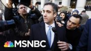 Cohen Explains Trump's Obama Fixation: 'He's All Of The Things Donald Trump Wants To Be' | MSNBC 5