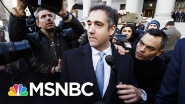 Cohen Explains Trump's Obama Fixation: 'He's All Of The Things Donald Trump Wants To Be' | MSNBC 6