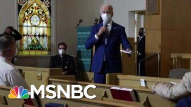 Biden Up By Nine Points In Pennsylvania, Poll Shows | Morning Joe | MSNBC 6
