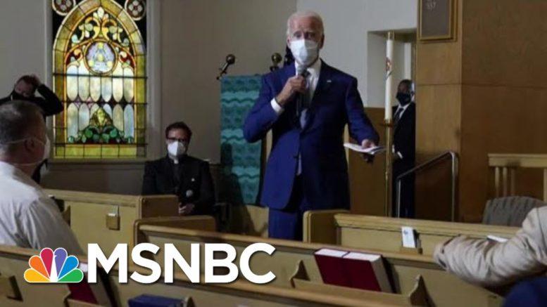 Biden Up By Nine Points In Pennsylvania, Poll Shows   Morning Joe   MSNBC 1