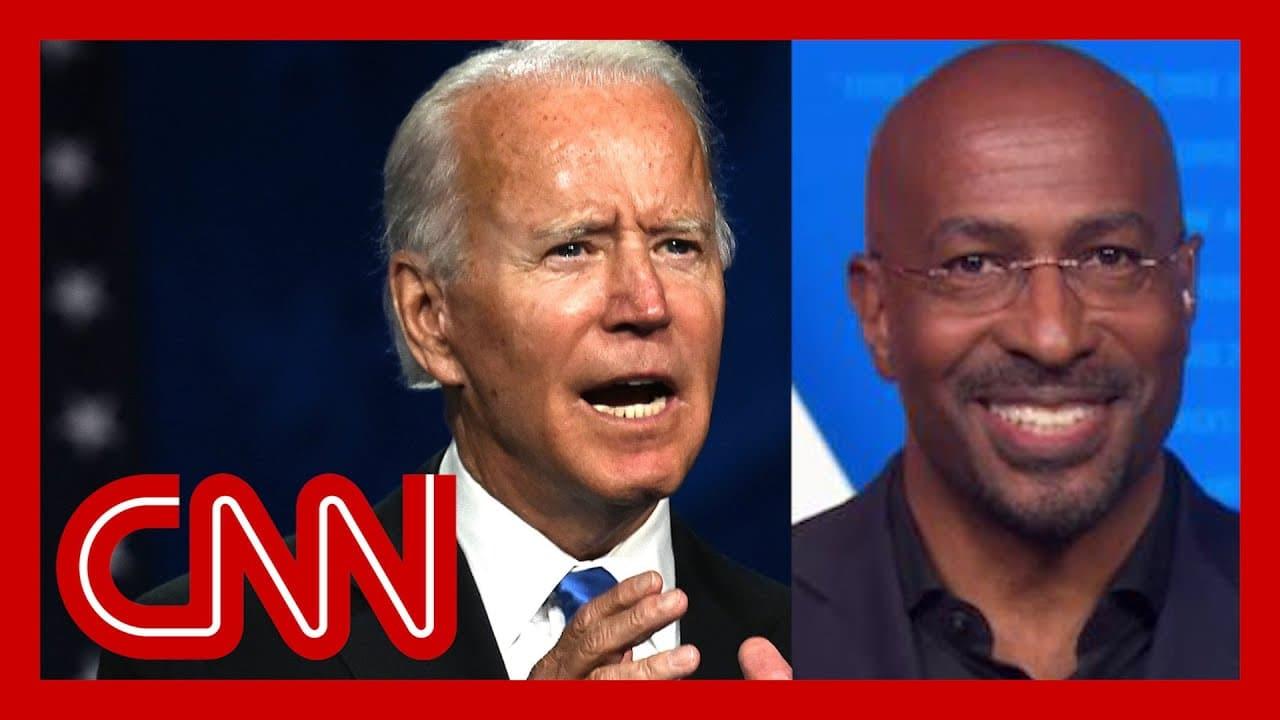 Van Jones on Biden: That sound you hear is Democrats exhaling 6