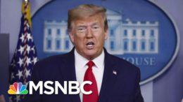 Trump Tells Bob Woodward He Intentionally Downplayed Severity Of COVID-19 | Andrea Mitchell | MSNBC 6