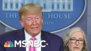 Trump Admits To Downplaying Coronavirus Threat In New Bob Woodward Book | MTP Daily | MSNBC 4