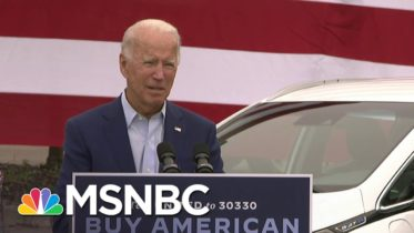 Biden Hopes To Create 'One Million New Jobs' In The Automobile Industry | MSNBC 6