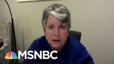 Janet Napolitano: President Trump 'Totally Underestimates The American People'   Katy Tur   MSNBC 6
