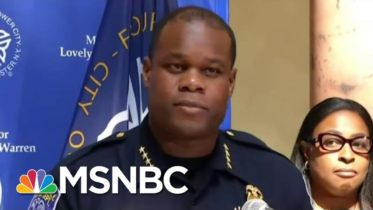 Trump's Police Defense Falters As Videos Shred Misleading Arrest Reports   MSNBC 6