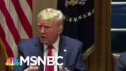 """""""Blood On His Hands"""": WH Medical Veteran Hits Trump As He Admits Virus Scam On Tape   MSNBC 5"""