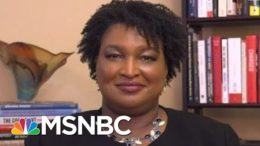 Stacey Abrams' Voting Advice: Don't Panic. Make A Plan And Make It Early | All In | MSNBC 7