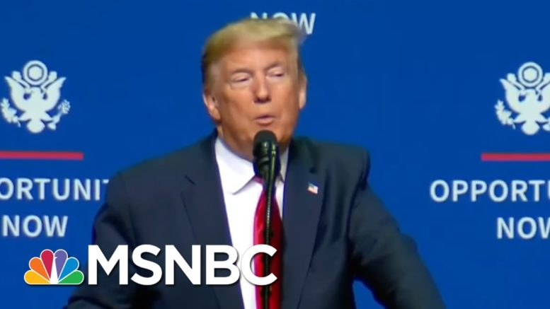 'Arguably The Worst Cover Up In American History': Hayes On Trump Lies About Virus Threat | MSNBC 1
