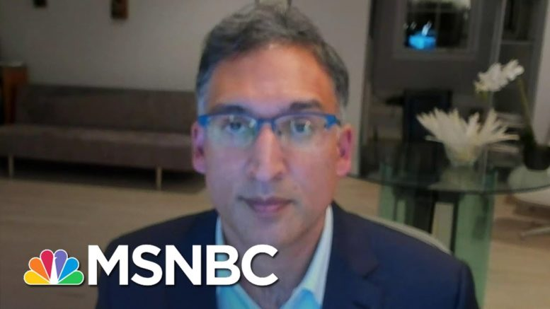 Neal Katyal: 'Donald Trump's Day Is Coming And The Courts Got His Number' | The Last Word | MSNBC 1