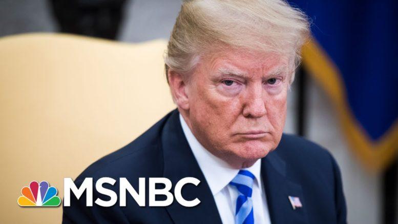 Trump Dismisses His White Privilege In Audio Recording | Morning Joe | MSNBC 1