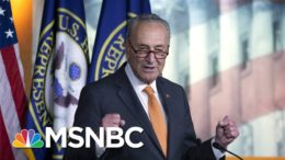 Schumer's Response To Woodward Tapes: 'They're Just Awful' | Morning Joe | MSNBC 7
