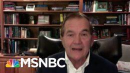Tom Ridge: Suggesting Election Loss Is Due To Fraud Is 'Un-American' | Stephanie Ruhle | MSNBC 8