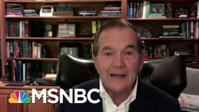 Tom Ridge: Suggesting Election Loss Is Due To Fraud Is 'Un-American' | Stephanie Ruhle | MSNBC 1