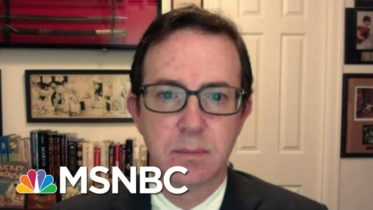 DHS Whistleblower Atty: Murphy Will Give 'Classified Evidence' To Congress | Hallie Jackson | MSNBC 10