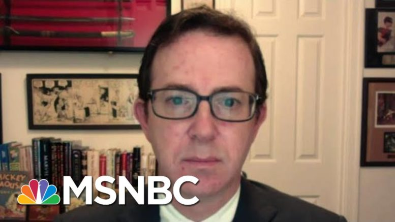DHS Whistleblower Atty: Murphy Will Give 'Classified Evidence' To Congress | Hallie Jackson | MSNBC 1