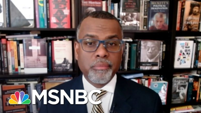 Eddie Glaude: 'Donald Trump Lacks A Certain Kind Of Capacity For Empathy.' | Craig Melvin | MSNBC 1