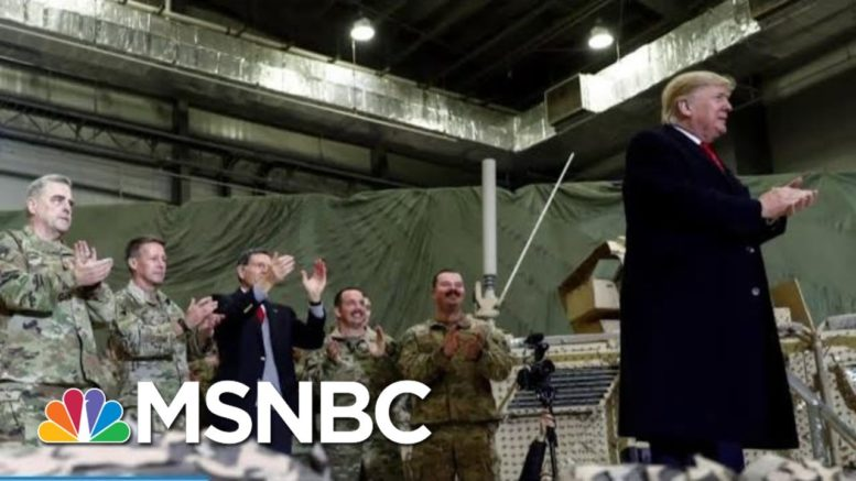 Full Retired Gen. Zinni: 'Where Are Our Veterans In Congress?' | MTP Daily | MSNBC 1