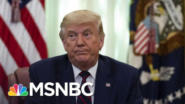 Trump Launches 'An October Surprise Against Himself' | Deadline | MSNBC 1
