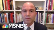 Fmr. Obama Advisor: If The Truth Doesn't Benefit Trump, It 'Just Doesn't Matter' | Deadline | MSNBC 4