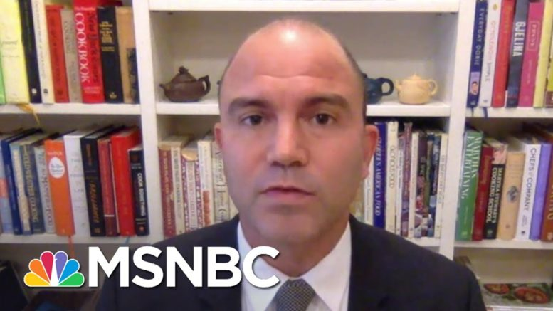 Fmr. Obama Advisor: If The Truth Doesn't Benefit Trump, It 'Just Doesn't Matter' | Deadline | MSNBC 1