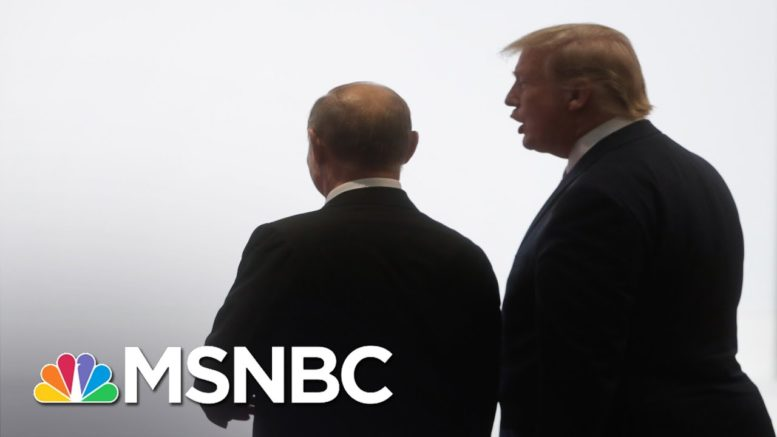 Russian, Chinese, Iranian Hackers Targeting 2020 Election, Microsoft Warns | All In | MSNBC 1