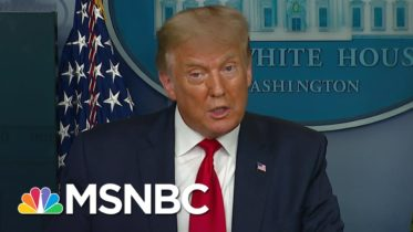 How Trump's Rhetoric Is 'Normalizing Overt Expressions Of Racism' | The Last Word | MSNBC 6
