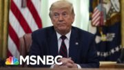 Here's How Much Time Trump Spends Watching FOX News | The 11th Hour | MSNBC 2