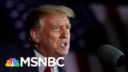 Trump White House Has No Idea What Else Is In Woodward Book | The 11th Hour | MSNBC 6