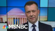 Trump-Russia 'Follow The Money' Counterintelligence Investigation May Not Exist | MSNBC 4
