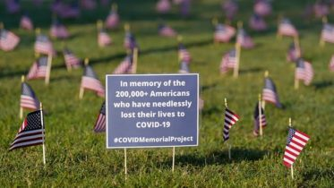 U.S. reaches 200,000 COVID-19 deaths, that staggering number is the highest in the world 6