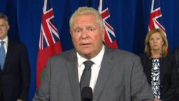 'It'll be worse than the first': Ont. Premier Ford warns the province is in COVID-19 second wave 4