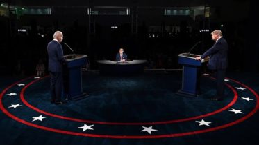How will strategies change for next U.S. presidential debate? 6